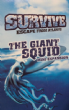 Survive : Escape from Atlantis! - The Giant Squid expansion